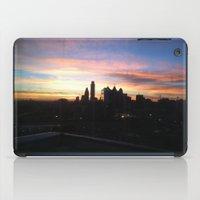 Sunset Skyline iPad Case
