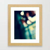Transmit 1a Framed Art Print