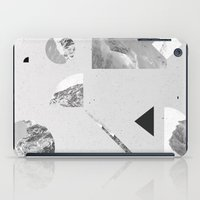monochromatic iPad Case