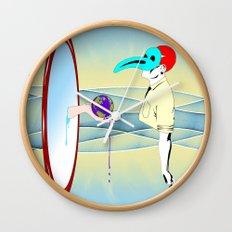 DRABDA Wall Clock