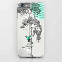 iPhone & iPod Case featuring Bravery by Zeke Tucker