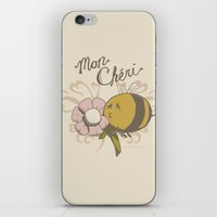 le bee iPhone & iPod Skin