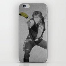 Han Nanner iPhone & iPod Skin