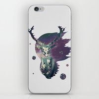 The Lord Between Worlds iPhone & iPod Skin