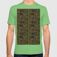 Homes Mens Fitted Tee Grass SMALL