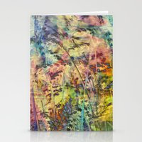 Summer Field 2 Stationery Cards