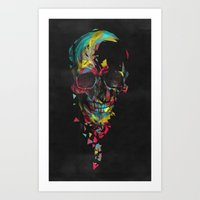 broken n.3 Art Print
