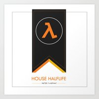 halflife 3 confirmed Art Print