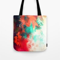 Painted Clouds VIII Tote Bag
