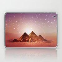 Station Pyramid Laptop & iPad Skin