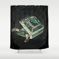 Webcore Shower Curtain