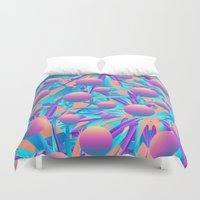 Blind Face Duvet Cover