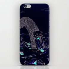 Pey Monster iPhone & iPod Skin