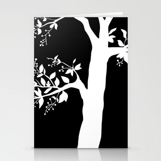 Chokecherry Tree Stationery Card