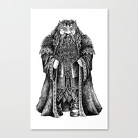 Oakenshield Canvas Print