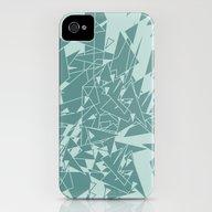 Glass MG iPhone (4, 4s) Slim Case