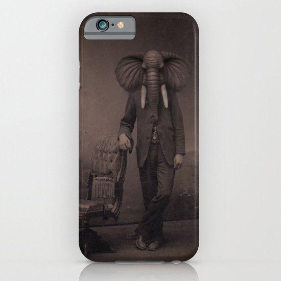 Elephant Man iPhone & iPod Case