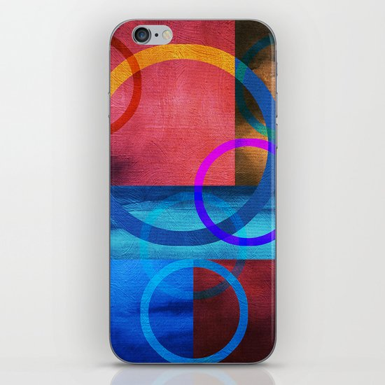 Textures/Abstract 91 iPhone & iPod Skin