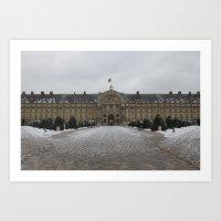 Hotel Des Invalides Art Print