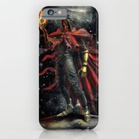 Epic Vincent Valentine Final Fantasy Painting Portrait iPhone 6 Slim Case