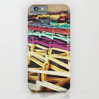 Fabrical Colours iPhone 6 Slim Case