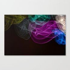 shakky Canvas Print