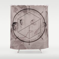 Milk Dreams More Apples Shower Curtain