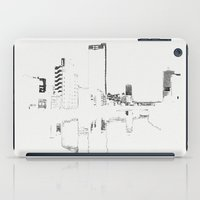 BROKEN CITY iPad Case