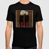 T-shirt featuring « Cohabiter » 1 by Linda Vachon