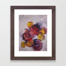 Flower Series 5 Framed Art Print