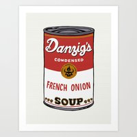 Danzig's Soup Art Print