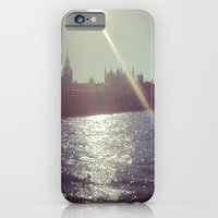 Big Ben Silhouette   iPhone 6 Slim Case