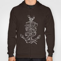 You Are An Anchor Hoody