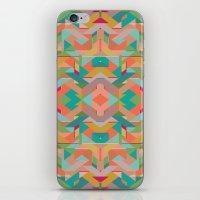 Aztek iPhone & iPod Skin