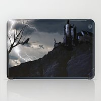 Mystery on the Hill iPad Case