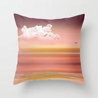 FROM DUSK TO DAWN - A Go… Throw Pillow