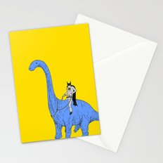 Dinosaur B Stationery Cards