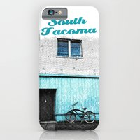 South Tacoma apartment iPhone 6 Slim Case