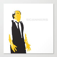 Scanners Canvas Print