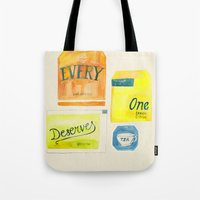 Lizzie Bennet #2 Tote Bag
