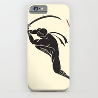 Ninja! Heads Will Roll! iPhone 6 Slim Case