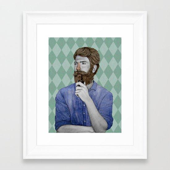 Igor Framed Art Print