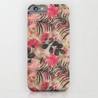 Botanical Sketchbook iPhone 6 Slim Case