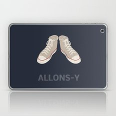 Doctor Who - Allons-y Laptop & iPad Skin