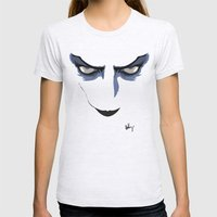 SWEET TRANSVESTITE Womens Fitted Tee Ash Grey SMALL