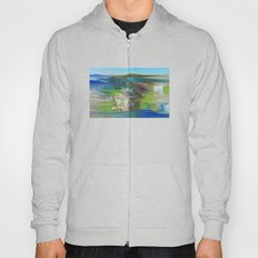 Abstract Landscape. Hoody