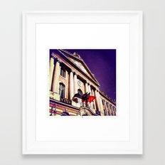 CAPITOLIUM / TOULOUSE Framed Art Print