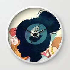 Inside Yourself Wall Clock