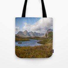 Lochan na h-Achlaise Tote Bag
