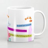 Plant Your Own Garden Mug